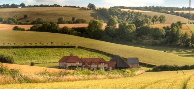 up-farm-house